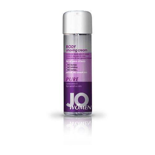 Jo Krem do golenia dla kobiet - system - women shaving cream unscented 240 ml