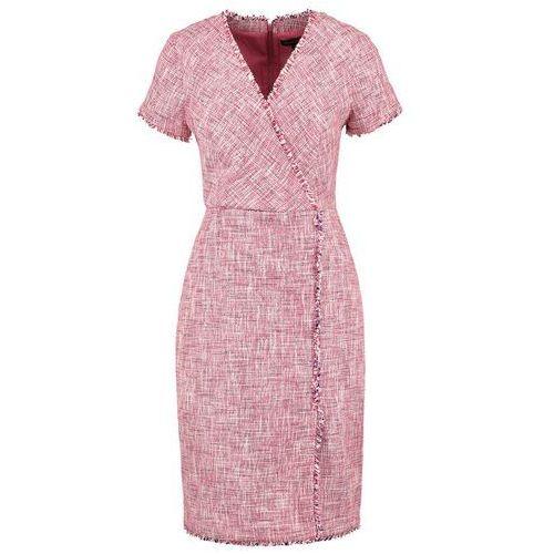Banana Republic Sukienka etui medium pink