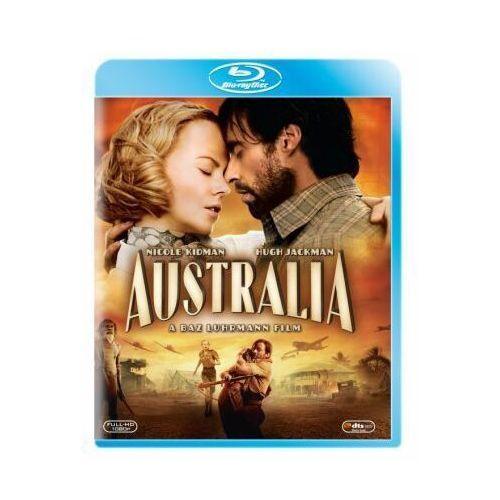 Australia (blu-ray) - baz lurhman. darmowa dostawa do kiosku ruchu od 24,99zł marki Imperial cinepix