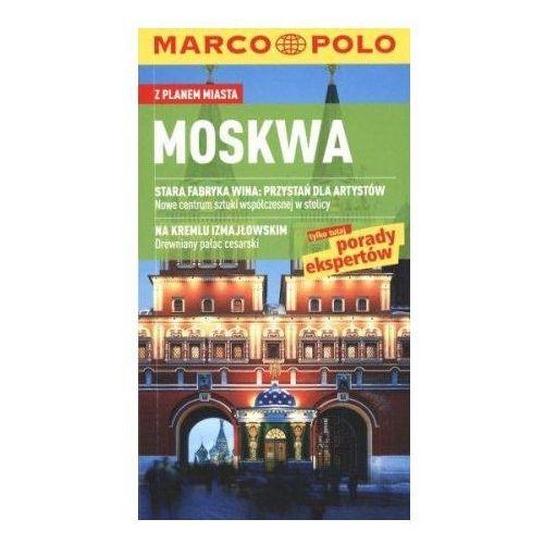 Moskwa - przewodnik Marco Polo