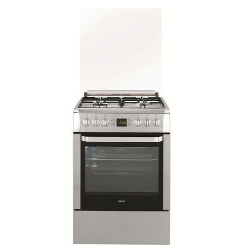 CSM62322D marki Beko - kuchnia gazowo-elektryczna
