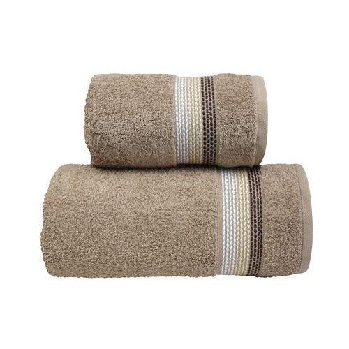 Ręcznik bawełniany Greno Ombre Beżowy
