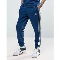 adidas Skateboarding Joggers BK6756 - Blue, kolor niebieski