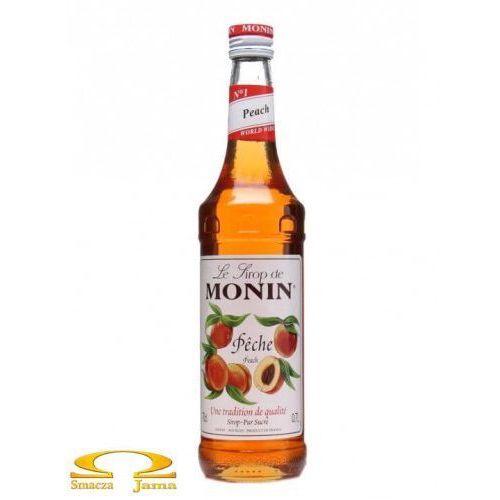 Syrop brzoskwinia 250ml marki Monin