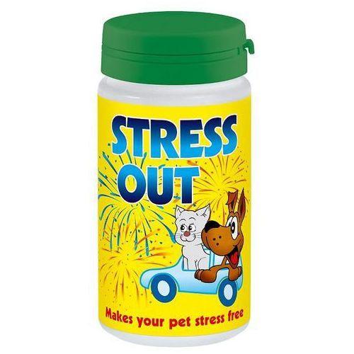DERMAPHARM Stress Out preparat uspakajający dla zwierząt op.10/60tabl.