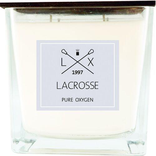 Lacrosse Świeca zapachowa pure oxygen 15x15 - pure oxygen (8435474414794)