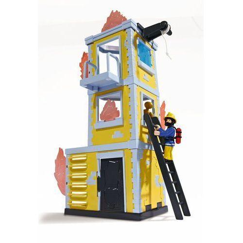 Simba Strażak sam duża wieża treningowa z figurką