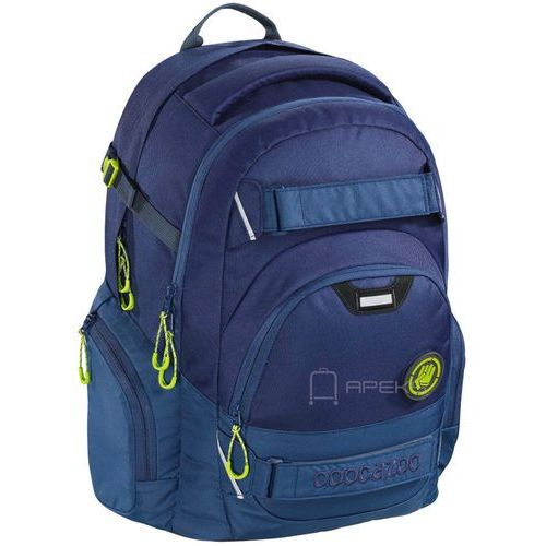 Coocazoo plecak CarryLarry II, kolor Seaman (001387300000) Darmowy odbiór w 21 miastach! (4047443340870)
