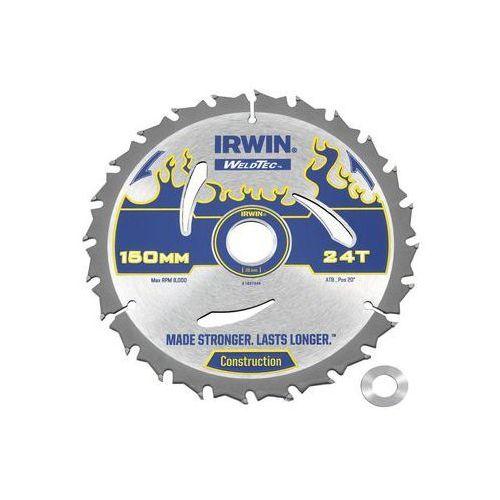 Irwin weldtec Tarcza do pilarki tarczowej 150mm/24t/20(16) śr. 150 mm 24 z
