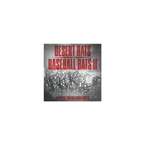 Planet Desert rats with baseball bats 2
