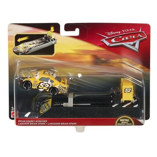 Hot wheels Cars brian spark launcher (0887961558661)