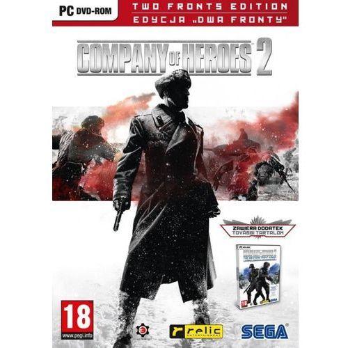 OKAZJA - Company of Heroes 2 Armie Frontu Zachodniego (PC)