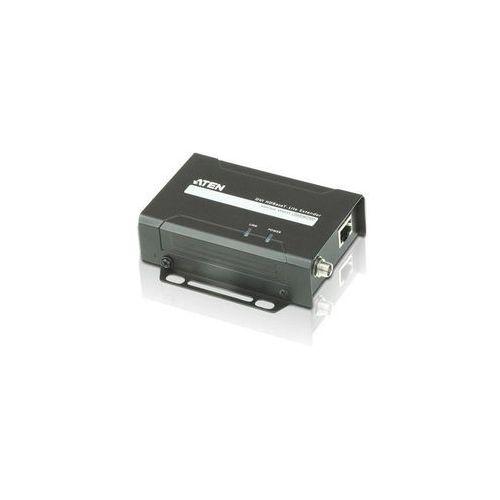 Nadajnik DVI ATEN VE601T, przez kabel sieciowy RJ45, 1920 x 1200 px, 70 m, towar z kategorii: Kable video