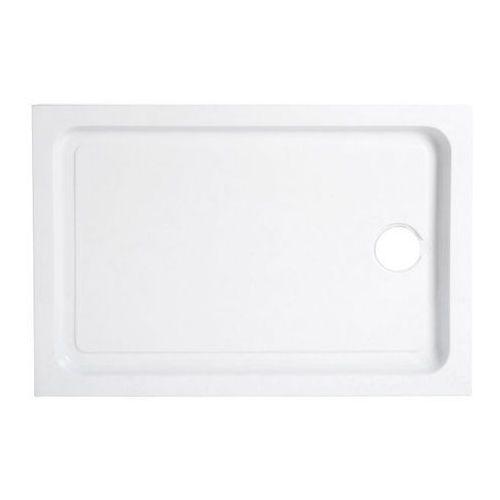 Brodzik akrylowy Lagan prostokątny 80 x 100 cm, 1138024A-100NP
