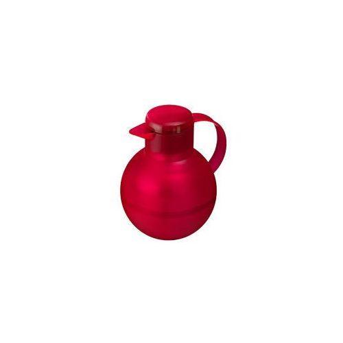 Emsa Dzbanek termiczny do herbaty z zaparzaczem 1 l samba (czerwony)  (4009049319605)