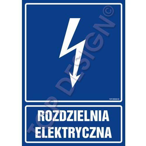 Rozdzielnia elektryczna marki Top design