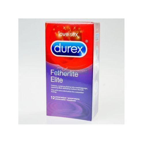Durex Prezerwatywy elite a12