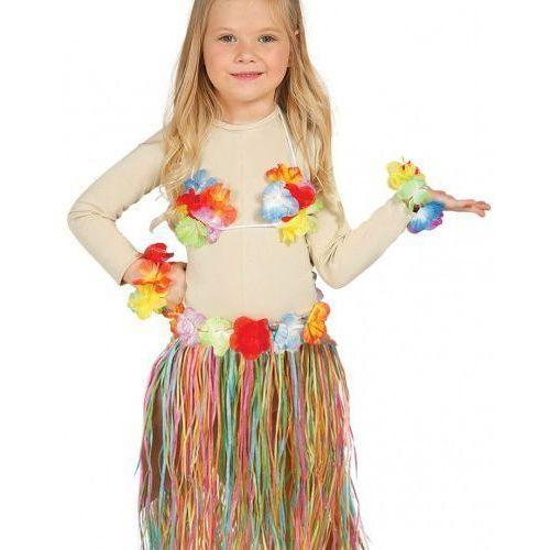 """Zestaw hawajski dla dziewczynki """"Hawaii Party"""" kolorowy, ZHAW/6542-G"""