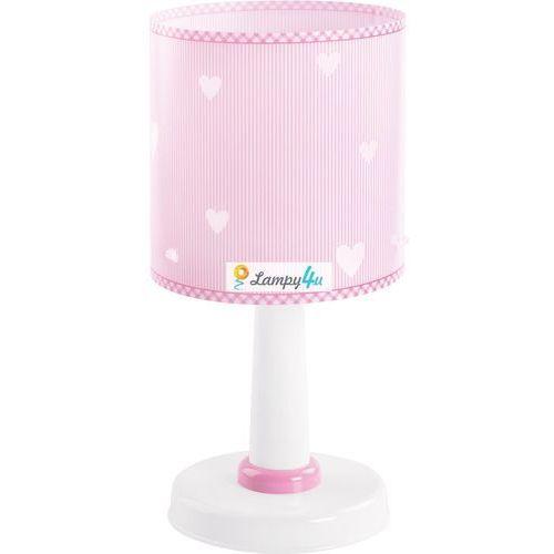 - sweet dreams pink lampka nocna nr. 62011s marki Dalber
