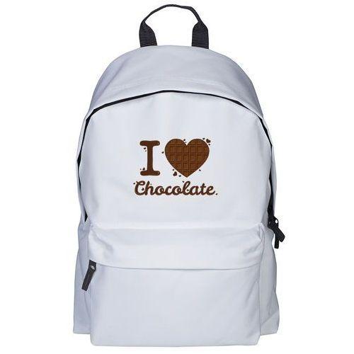 Megakoszulki Plecak i love chocolate 2