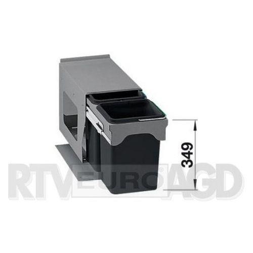 Sortownik odpadów, kosz na śmieci, podwójny BLANCO COMPACT ECON (516606) (4020684486231)