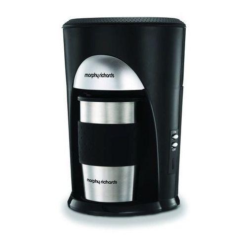 - ekspres do kawy coffee&go z kubkiem termicznym marki Morphy richards