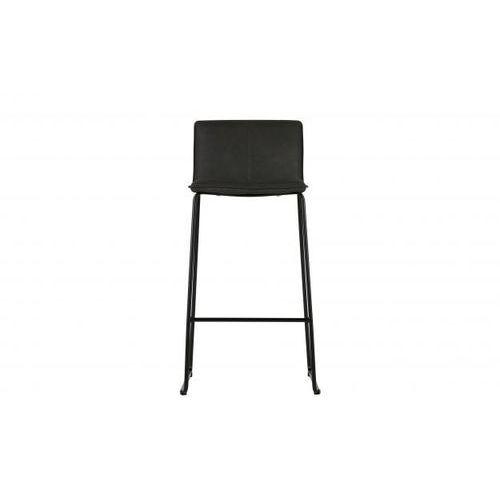 Woood krzesło barowe set of 2 czarne 373573-z (8714713074471)