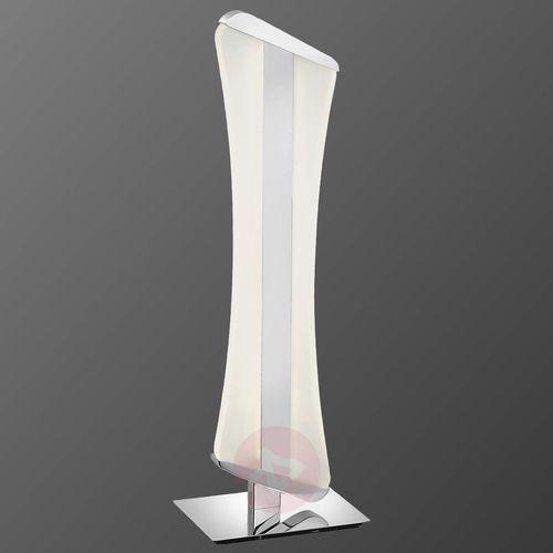 Lampa Stołowa Paul Neuhaus Q-Riller LED Chrom, 2-punktowe - Nowoczesny - Obszar wewnętrzny - Q-Riller - Czas dostawy: od 2-4 dni roboczych
