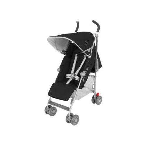 Maclaren wózek spacerowy quest sport black/silver (5010902216985)
