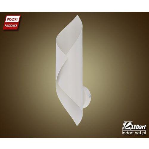 Helios Kinkiet biały/white 30873 SIGMA