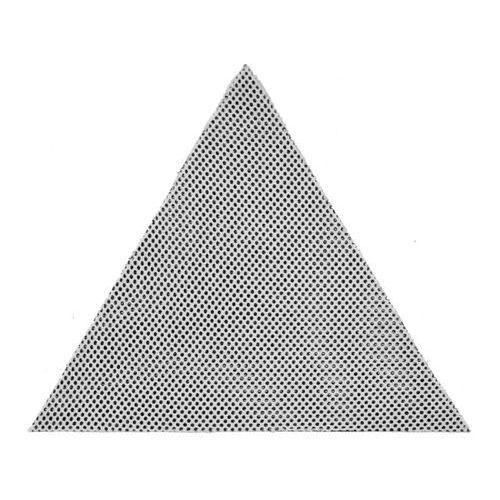 Yato Siatka ścierna delta 280 mm p80 3 szt. (5906083060342)