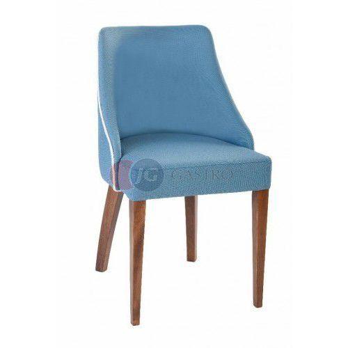 Krzesło bez podłokietnika buk b-5000 marki Paged