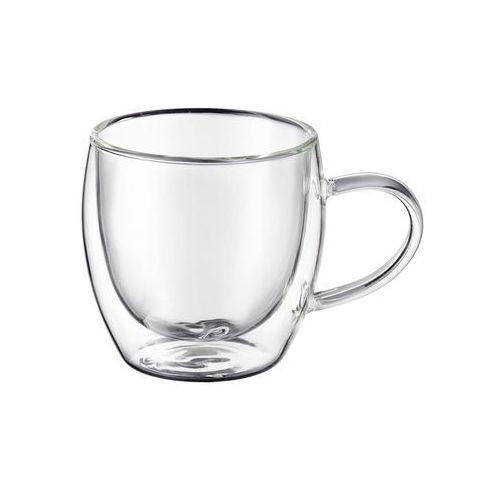 Dajar Komplet 2 filiżanek do espresso / szklanek termicznych mia 100 ml ambition