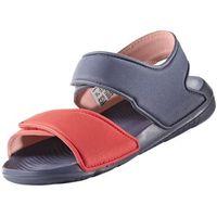 Sandały adidas Altaswim Sandals BA9287, kolor fioletowy