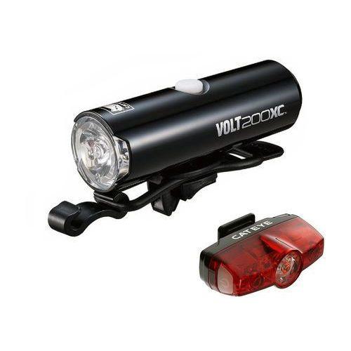 8900371 zestaw lampek volt200xc i rapid mini usb marki Cateye