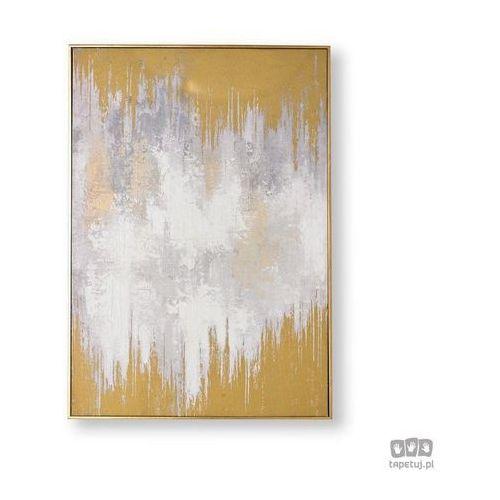 Graham&brown Obraz ręcznie malowany - odbicie w wodzie 104018