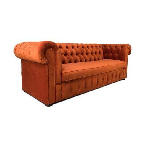 Sofa chesterfield z funkcją spania marki 9design