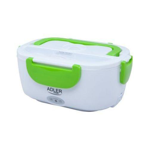 podgrzewany pojemnik na żywność zielony ad 4474 marki Adler