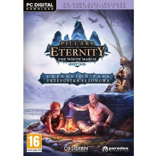OKAZJA - Pillars of Eternity The White March (PC)