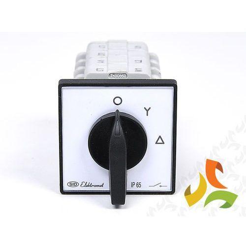 Elektromet Wyłącznik krzywkowy o-y-v, 16a, ip65, bez obudowy (5906197480135)