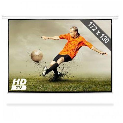 FrontStage Ekran zwijany 172x130cm kino domowe HDTV 4:3 (4260130925727)