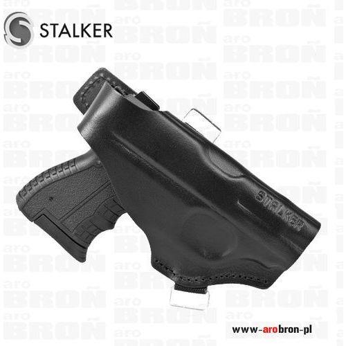 Kabura skórzana do pistoletu hukowego STALKER M906 skóra