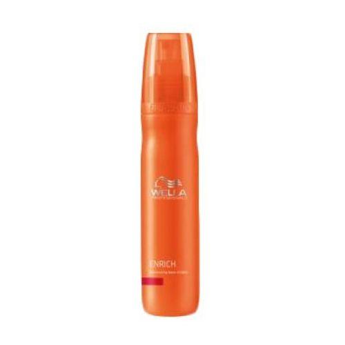 Wella enrich moisturising leave in balm balsam nawilżający marki Wella professionals
