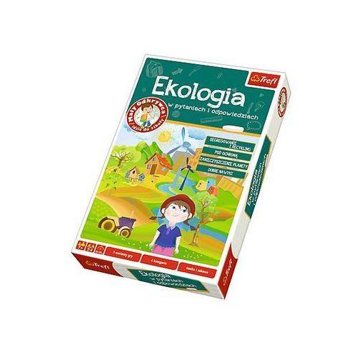 Trefl Gra mały odkrywca idzie do szkoły - ekologia (5900511013634)