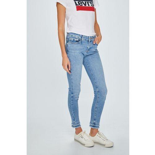 - jeansy venice, Tommy hilfiger
