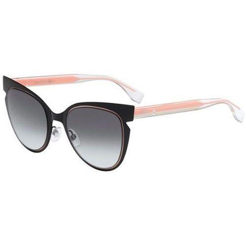 Fendi Okulary słoneczne ff 0133/s lines npz/jj