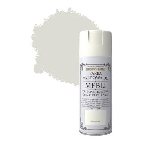 Rust-oleum Spray do mebli antyczna biel 400 ml (5013296038782)
