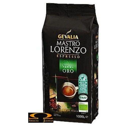 Kawa Gevalia Mastro Lorenzo Espresso Aroma Oro 1kg, 877