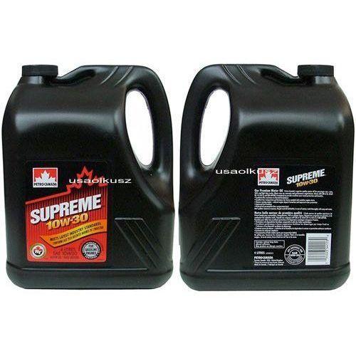 Olej silnikowy mineralny supreme 10w30 4l marki Petro-canada