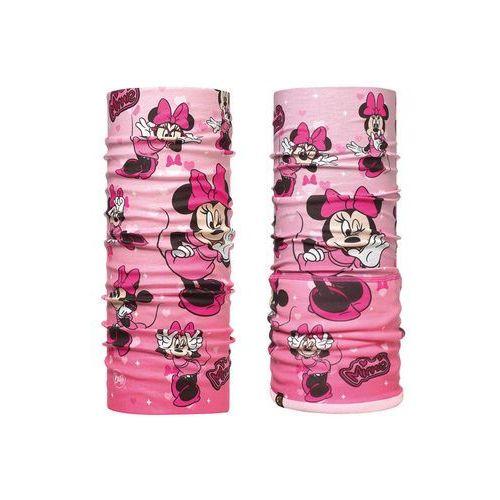 Buff Komin polar junior disney rose minnie + chusta junior buff disney rose minnie - rose minnie \ różu